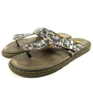 Dr Martens Doria Floral Sandals